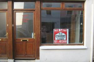 No. 9A Harbour Row, Cobh - SHOP TO  RENT